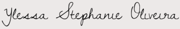 Signature Ylessa Stephanie